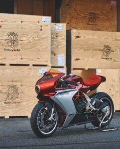 MV Agusta Super Veloce Serie Oro